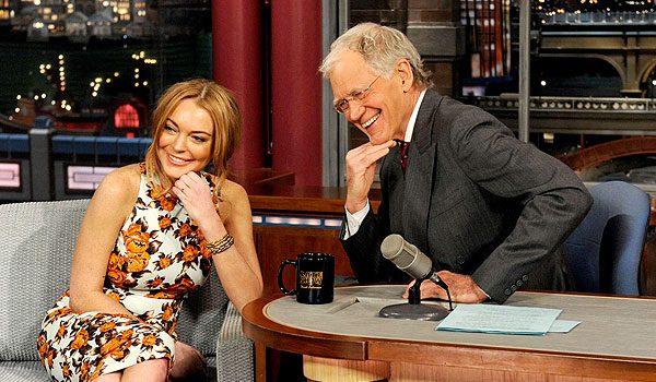 I due volti di Lindsay Lohan