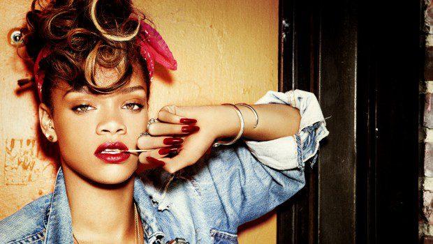 Tutta la volubilità di Rihanna!