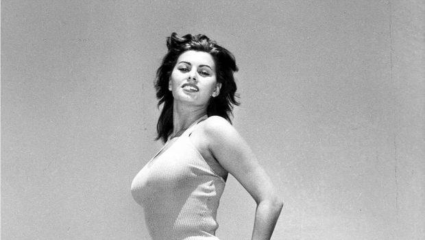 Sofia Loren per sempre la Bellezza di Napoli