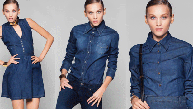 Ad Hollywood scoppia la mania del denim
