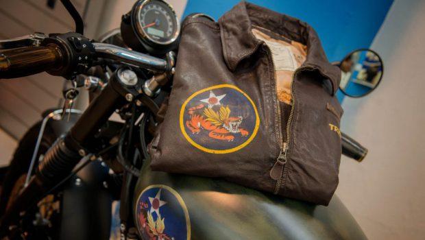 Avirex e Triumph presentano una giacca da leggenda