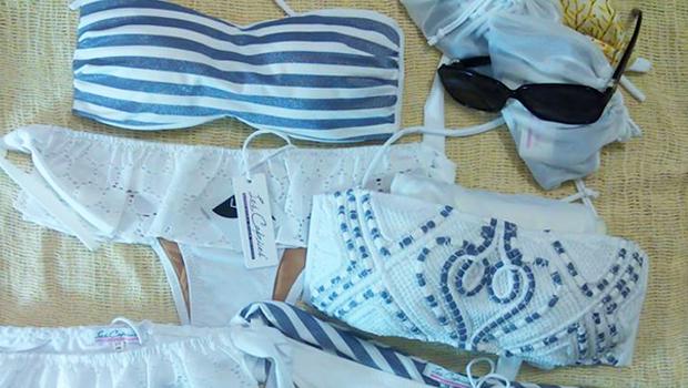 Costumi artigianali della linea Les Caprices, 100% made in Italy!