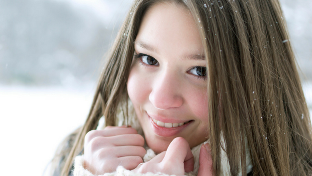 Proteggi la tua pelle dal freddo