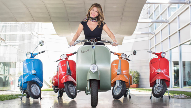 Vespa Piaggio: da mezzo economico ad icona di stile