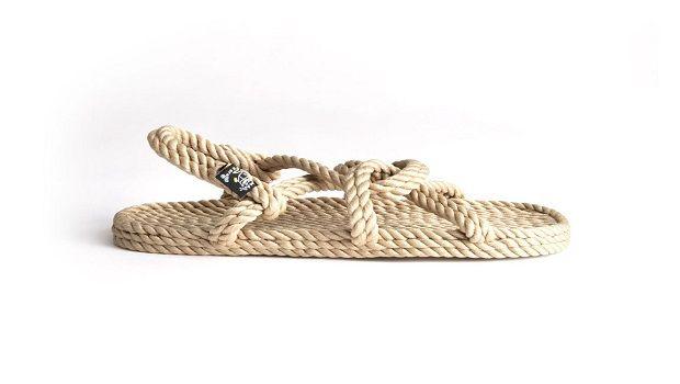 Estate 2019: i sandali in corda sono il nuovo trend