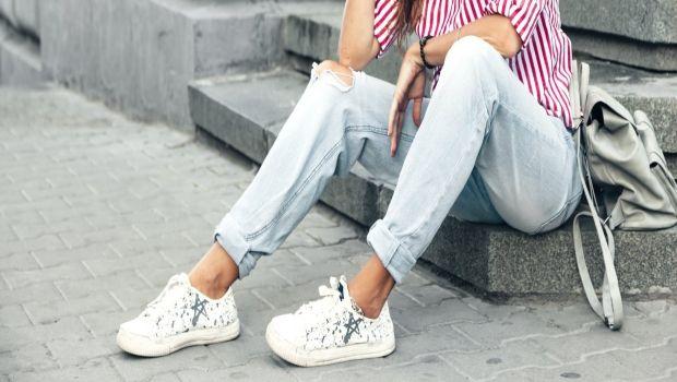 La rivincita delle sneakers