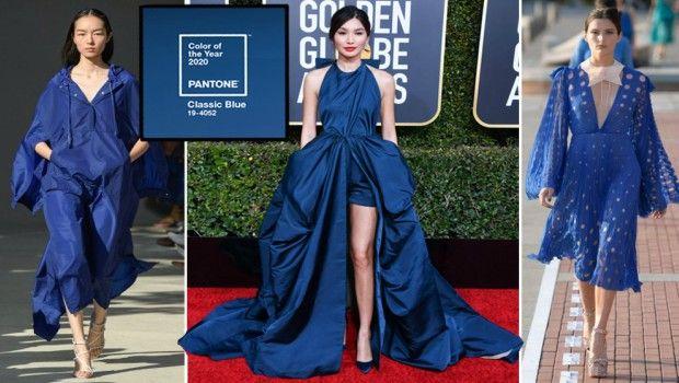 Classic Blue: il colore Pantone 2020 nella moda